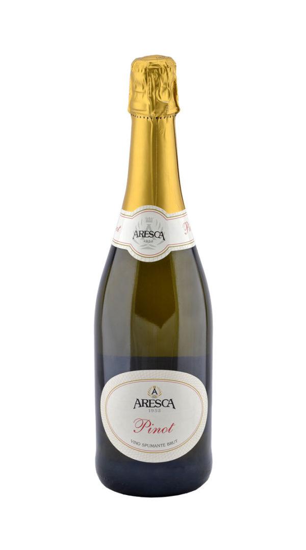 bottiglia di Pinot Aresca